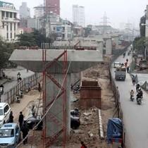 Đẩy nhanh tiến độ dự án tuyến đường sắt đô thị Nhổn-ga Hà Nội
