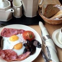Bữa sáng thú vị theo kiểu Anh