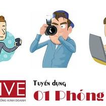 BizLIVE tuyển dụng 01 phóng viên Thời sự
