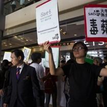 Sinh viên Hong Kong rầm rộ bãi khóa chống Trung Quốc