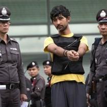 """Một nghi phạm Bangkok """"đến từ Tân Cương"""""""