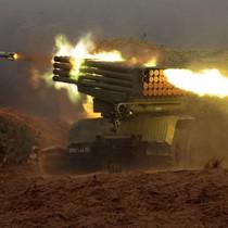 Donetsk tố Kiev chuyển 30 dàn tên lửa Grad và Uragan đến Donbass