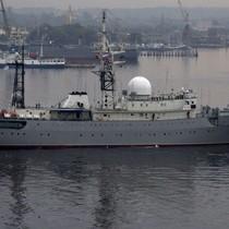 Báo Mỹ: Tàu Hải quân Nga lởn vởn gần căn cứ tàu ngầm Mỹ