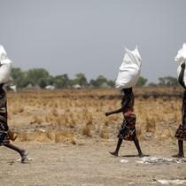 Bốn cuộc chiến gây nên nạn đói thế giới 2017