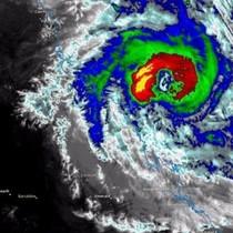 Bão Debbie: 'Quỷ' bão đổ bộ nước Úc