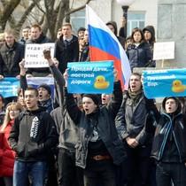 Nga: Giới trẻ ''thế hệ Putin'' chống Putin