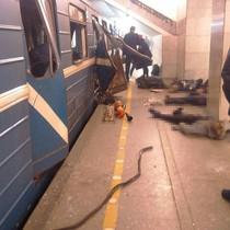 Chuyện gì xảy ra ở Saint-Peterburg? Phải chăng đó là một cuộc tấn công của IS?
