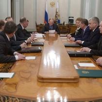 Tổng thống Putin triệu tập khẩn cấp Hội đồng An ninh sau khi Mỹ tấn công căn cứ Syria