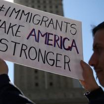"""Mỹ: Ngày Quốc Tế Lao Động 01/5 trở thành """"ngày vì dân nhập cư""""."""