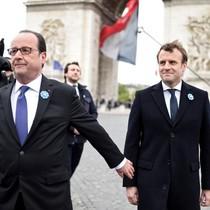 """Bầu cử Tổng thống: Nước Pháp """"bạo gan"""" chọn Macron"""