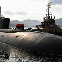 Nga có bao nhiêu tàu ngầm chiến lược?