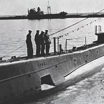 Phát hiện xác tàu ngầm huyền thoại của Liên Xô trong vùng biển Baltic