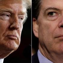 Bị tố cáo, ông Donald Trump lên án cựu trùm FBI James Comey