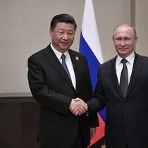 """Tổng thống Nga Putin: Ông Tập Cận Bình là """"chiến binh đơn độc"""""""