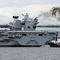 """Chuyên gia: """"Chỉ trích tàu sân bay Nga, Bộ trưởng Quốc phòng Anh thiếu hiểu biết về quân sự"""""""