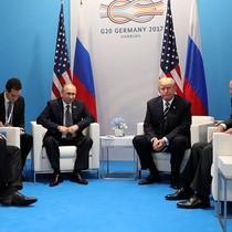 Tổng thống Mỹ Donald Trump: Gặp ông Putin là điều vinh dự