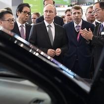 Ông Putin thích loại ô tô nào?
