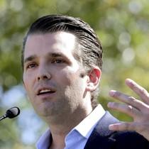 Con trai Tổng thống Mỹ thuê luật sư ứng phó vụ giao dịch liên quan tới một người Nga