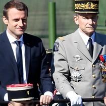 """Bất bình vì bị cắt ngân sách, Tổng tham mưu trưởng quân đội Pháp """"cáo lão từ quan"""""""