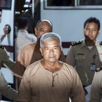 Tướng Thái Lan đi tù vì buôn lậu người