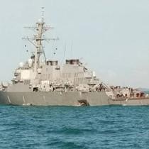 Mỹ vẫn 'tự do đi lại' ở Biển Đông sau các vụ đâm tàu
