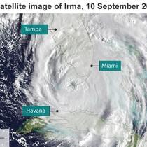 Siêu bão Irma: Florida cứu hộ khẩn cấp