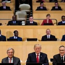 Tổng thống Mỹ Donald Trump: 'Đã đến lúc Liên Hiệp Quốc phải cải cách'