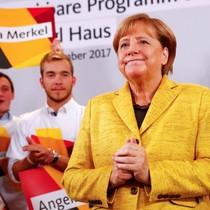 """Bầu cử Đức: """"Bí quyết chiến thắng"""" của bà Angela Merkel?"""