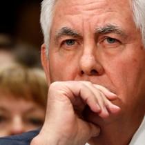 """Tổng thống Hoa Kỳ Donald Trump: """"Không chắc ông Tillerson sẽ tiếp tục làm Ngoại trưởng Mỹ"""""""