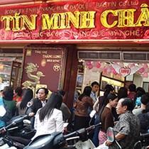 """""""Gian nan"""" đi bán kiềng vàng 6 chỉ với giá 7 chỉ tại Bảo Tín Minh Châu"""