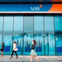 VIB: Tín dụng tăng trưởng 26%, tỷ lệ nợ xấu 2,8%
