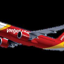 Vietjet Air báo lãi gần 2.292 tỷ đồng năm 2016, nợ phải trả tăng vọt