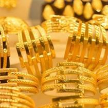Giá vàng SJC tăng mạnh phiên cuối tuần