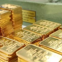 Giá vàng SJC quay đầu giảm