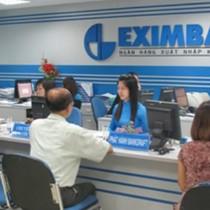 """Eximbank tăng lãi mạnh nhờ giảm trích lập dự phòng, tỷ lệ nợ xấu """"mấp mé"""" ngưỡng an toàn"""