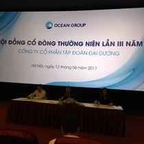 ĐHĐCĐ OGC: Cổ đông chất vấn đòi ông Hà Trọng Nam trả nợ