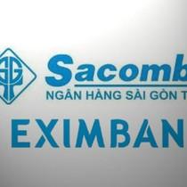 Tuân theo Thông tư 36, Eximbank bắt đầu thoái vốn khỏi Sacombank