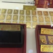 Giá vàng SJC đang đắt hơn vàng thế giới hơn nửa triệu đồng/lượng