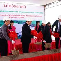 Schneider Electric Starts Construction of HCM City Plant