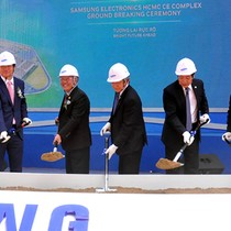 Samsung to Operate $2 Billion Complex in HCM City in Mid-2016