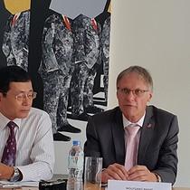 Đại sứ quán Đức nói gì về khả năng phối hợp dẫn độ Trịnh Xuân Thanh?