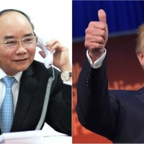 Vietnam PM Holds Phone Talks with U.S. President-elect