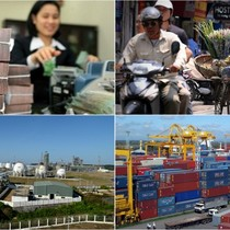[Round-up] Vietnam's Exports to U.S. Soar, Interbank Interest Rates Hit 10-Month Highs