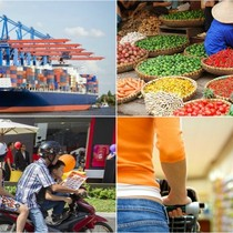 [Round-up] Vietnam Earns $2.68 Billion Trade Surplus, Total Investment Equivalent to 33% of GDP