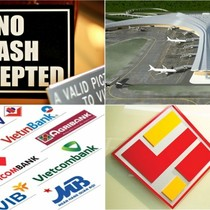 [Round-up] Gov't Promotes No-Cash Policy, South Korea University Keen on Long Thanh Airport