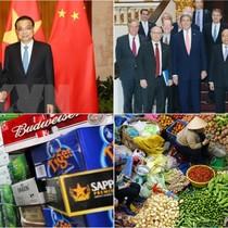[Round-up] John Kerry in Hanoi, Vietnam - China Ink 15 Deals