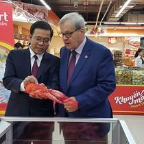Bộ trưởng Canada chia sẻ nỗi lo về an toàn thực phẩm của người Việt