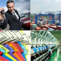 [Round-up] Vietnam's February Car Sales Rise 50% y/y, Foreign Firms Post $2.51 Billion Trade Surplus in Jan-Feb
