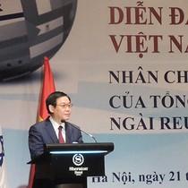"""Phó thủ tướng Vương Đình Huệ: """"Việt Nam có thể học nhiều điều từ Israel"""""""