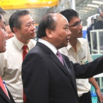 [Round-up] PM Calls for Investment in Quang Nam, Ministry Imposes AD Duty on Steel from China